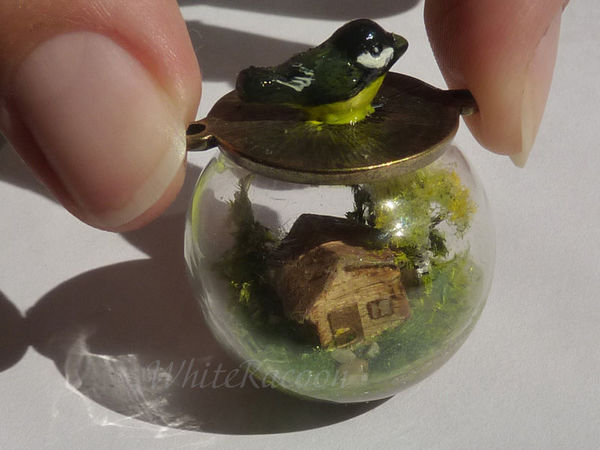 Моя маленькая мечта: дарю миниатюру!   Ярмарка Мастеров - ручная работа, handmade