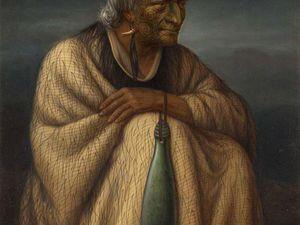 Gottfried Lindauer — автор удивительных портретов представителей племен Маори. Ярмарка Мастеров - ручная работа, handmade.