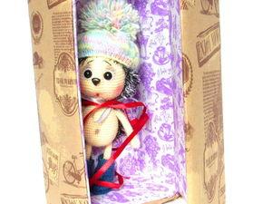 Домой в подарочной коробочке! | Ярмарка Мастеров - ручная работа, handmade