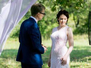 Создание свадебного платья на курсах по валянию в Рязани. Ярмарка Мастеров - ручная работа, handmade.