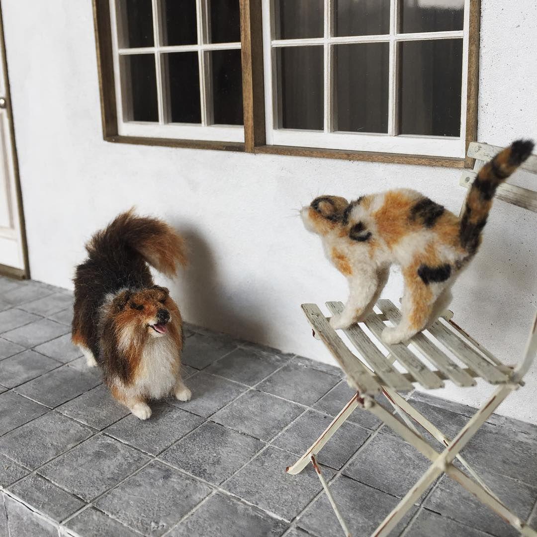 Awww Miniatures: Adorable Pets by Tomoko Masakage, фото № 22