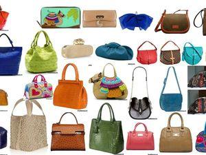 Такие разные сумки. Ярмарка Мастеров - ручная работа, handmade.
