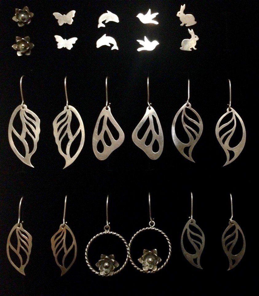 ярмарка продажа, выставка-продажа, украшения из кожи, серебряные серьги, шведские браслеты
