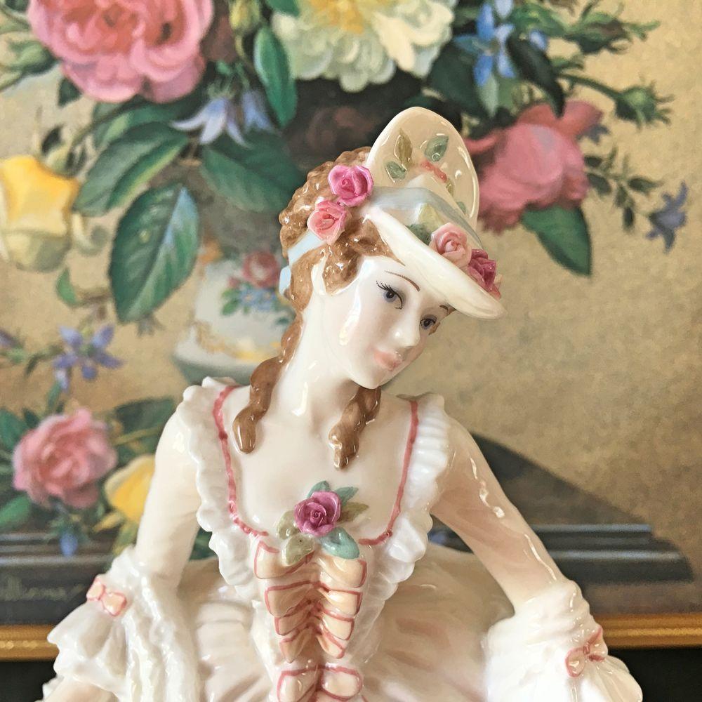 статуэтка royal worcester