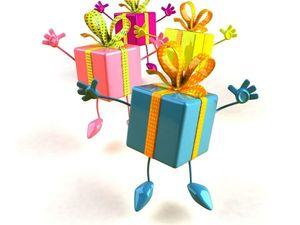 Шикарные подарки каждому покупателю!. Ярмарка Мастеров - ручная работа, handmade.