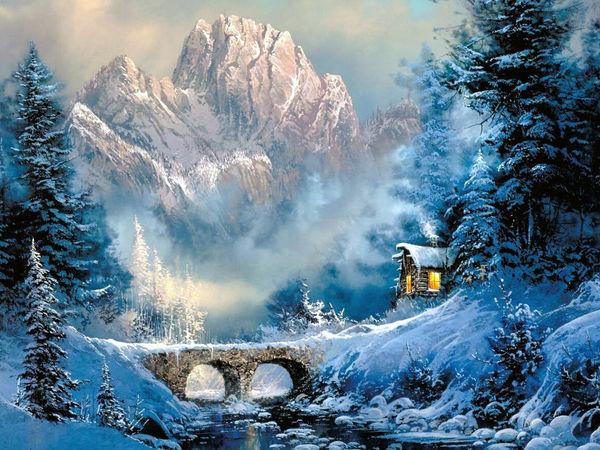 Акции Зимы | Ярмарка Мастеров - ручная работа, handmade