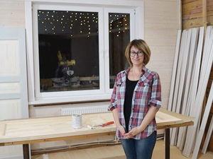 Как покрасить двери. 4 серия. Мастерская Натальи Строгановой. Ярмарка Мастеров - ручная работа, handmade.