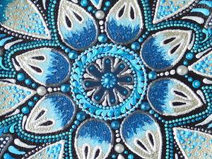 Вебинар по точечной росписи | Ярмарка Мастеров - ручная работа, handmade