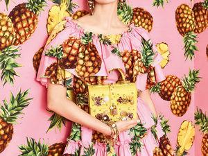 Lookbook весенне-летней коллекции 2017 от Dolce&Gabbana. Часть 2. Ярмарка Мастеров - ручная работа, handmade.