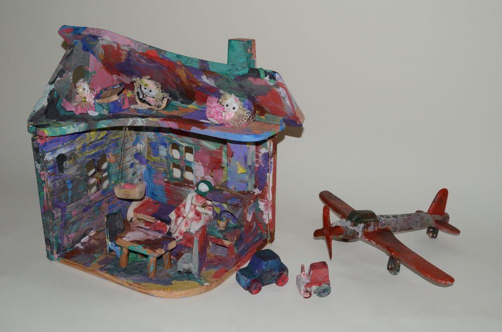 деревянные игрушки, детское творчество, занятия с детьми
