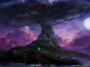 Эльфы...Сказочные холмы...Волшебные горы... Участвую в Конкурсе Собирай призы!. Ярмарка Мастеров - ручная работа, handmade.