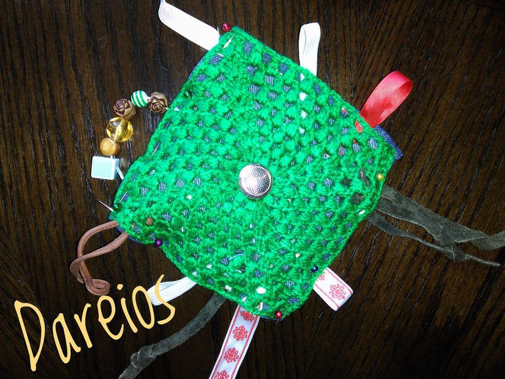 Делаем развивающую игрушку для ребенка из подручных материалов, фото № 21