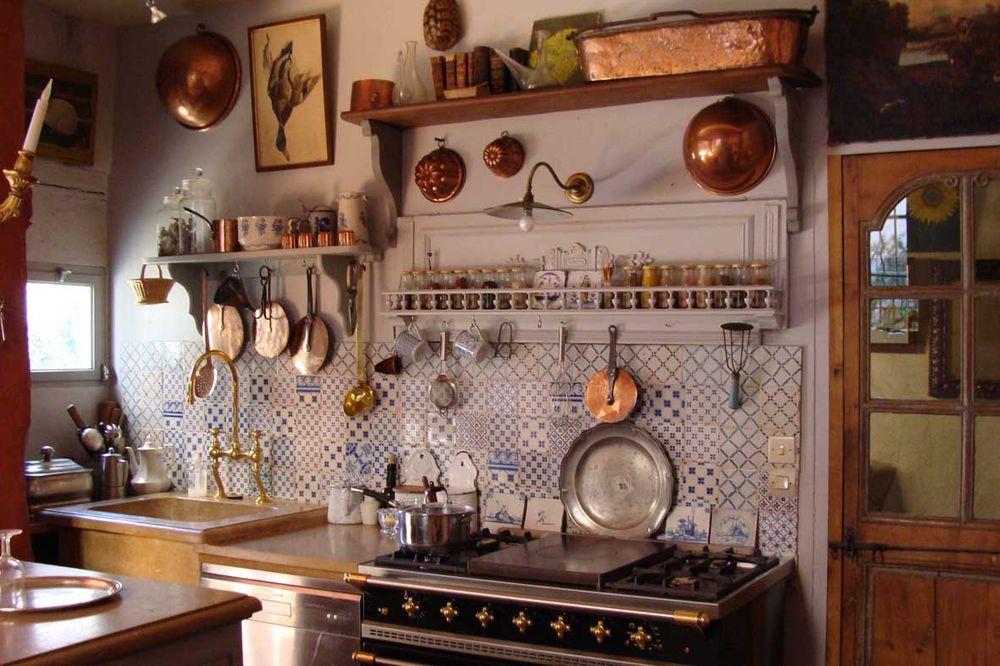 красиво на кухне