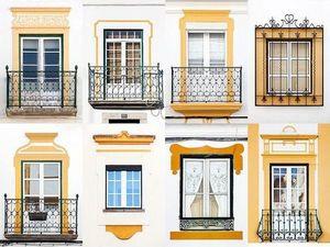 Windows as Decorations of an Interior — 12 Ideas. Livemaster - handmade