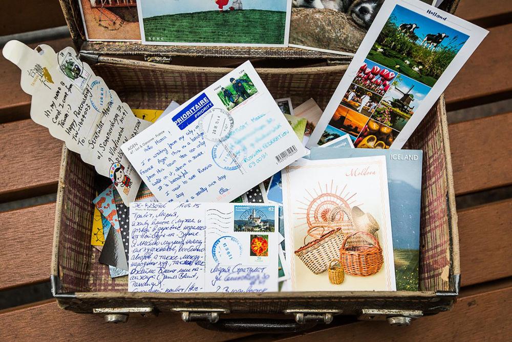 Сайт открыток почтовых 91