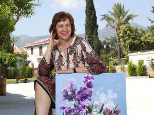 Картины написанные на Северном Кипре. Ярмарка Мастеров - ручная работа, handmade.