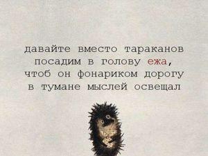Психолог - это такой ёжик с фонариком  в Вашей голове :))) | Ярмарка Мастеров - ручная работа, handmade