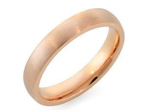 Обручальные кольца из розового золота. Ярмарка Мастеров - ручная работа, handmade.