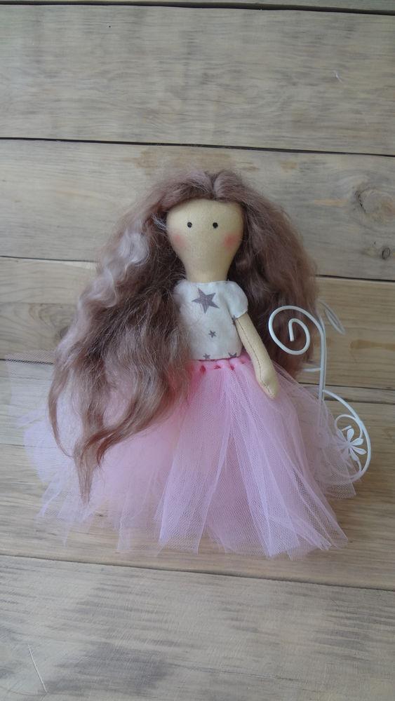 текстильная кукла, кукла в подарок, волшебная кукла