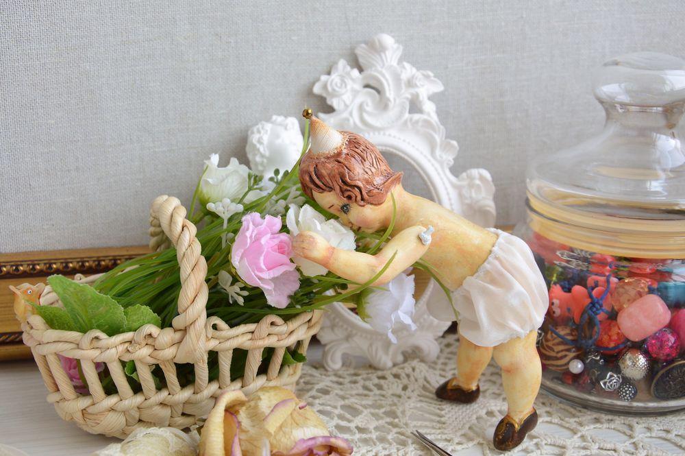кукла миниатюра