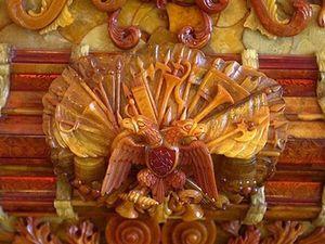 Янтарное искусство: янтарный дом, дворец. Ярмарка Мастеров - ручная работа, handmade.