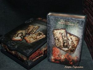 Мастер и Маргарита ( рукописи не горят) | Ярмарка Мастеров - ручная работа, handmade