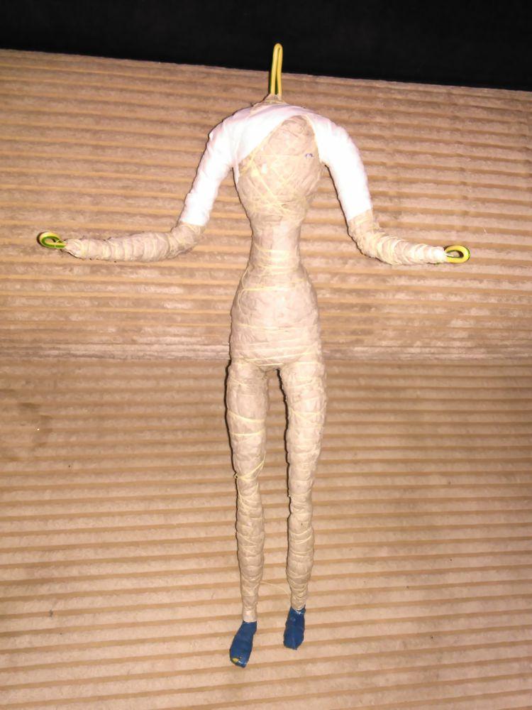 кукла своими руками, crochet
