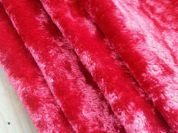 Распродажа! Плюш Красный 140 р   18-20.09 | Ярмарка Мастеров - ручная работа, handmade