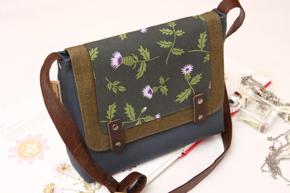 сумка из ткани, новые сумки
