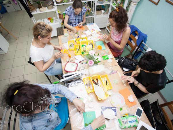 Розыгрыш КОНФЕТКИ на посещение любого 4 часового МК в студии творчества FloraClay! | Ярмарка Мастеров - ручная работа, handmade