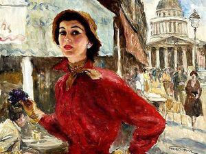 """Конкурс-копилка """"Мое красивое французское платье"""". Ярмарка Мастеров - ручная работа, handmade."""