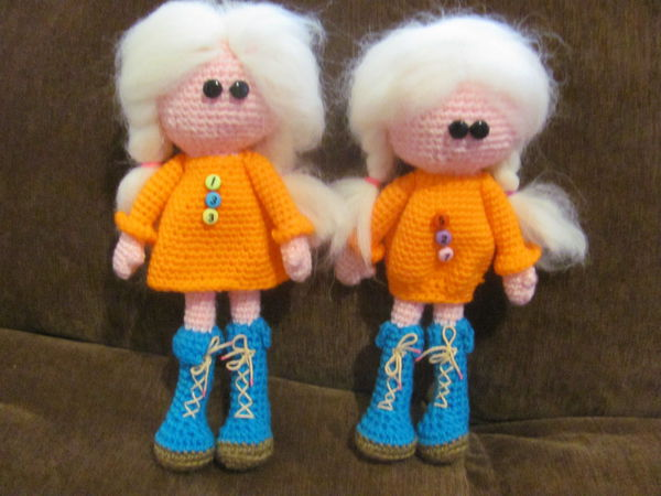 близняшки для племяшек!!!   Ярмарка Мастеров - ручная работа, handmade