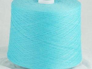 Обзор пряжи для машинного вязания: хлопковая пряжа «Кабле». Ярмарка Мастеров - ручная работа, handmade.