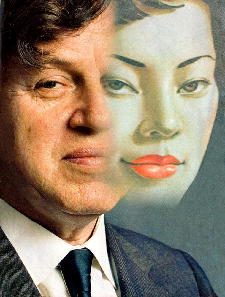 Русский художник, Владимир Третчиков, которого мало знают в России