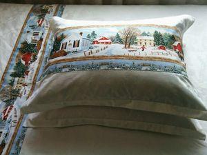 новогоднее постельное белье. Ярмарка Мастеров - ручная работа, handmade.