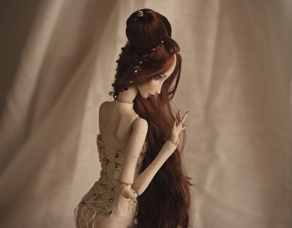 ball jointed doll, bjdwig, шарнирная кукла, beautiful doll