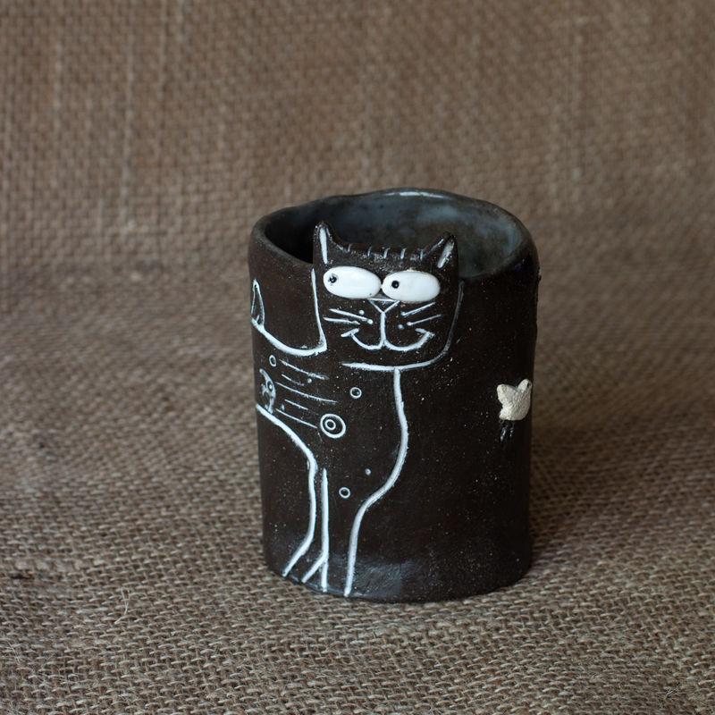 глиняные кружки