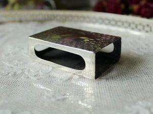 Дополнительные фотографии серебряного чехольчика для спичек. Ярмарка Мастеров - ручная работа, handmade.