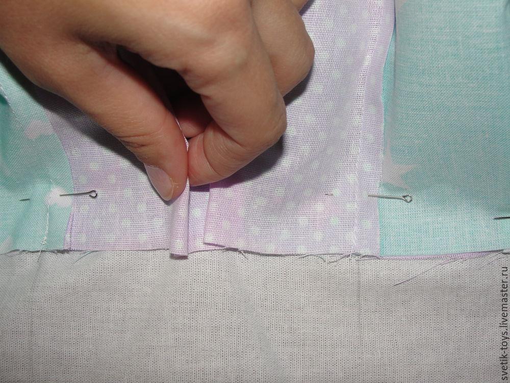 Бонбон одеяло как сшить пошаговая