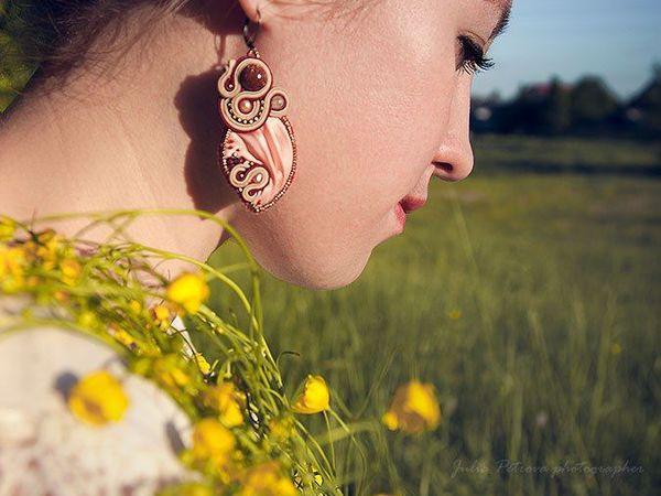 Мои украшения в реальной жизни | Ярмарка Мастеров - ручная работа, handmade