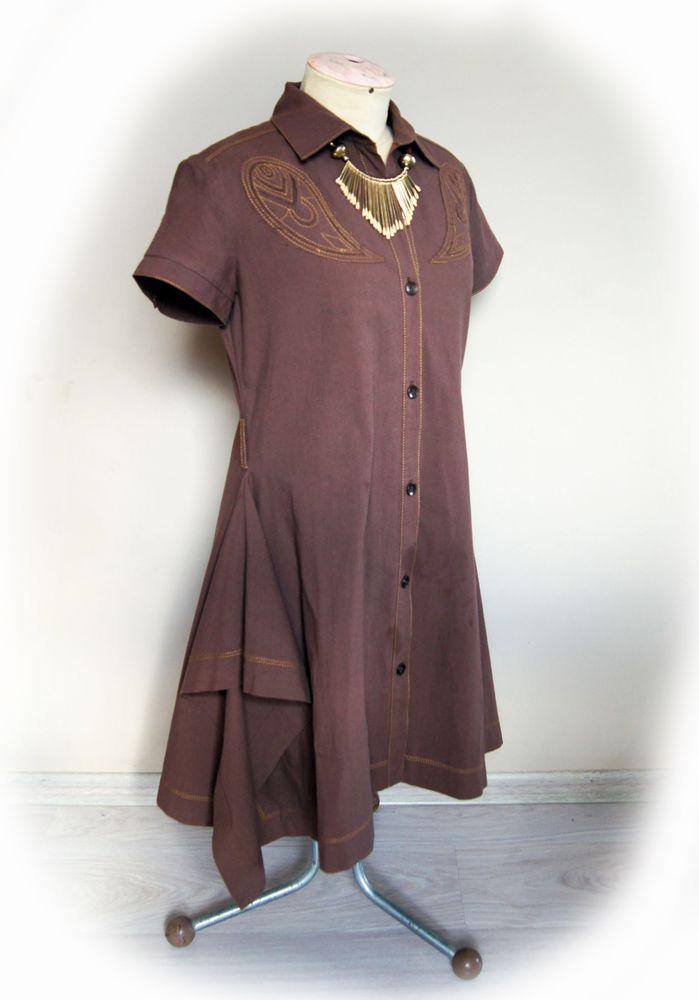 Не просто платье-рубашка, фото № 2