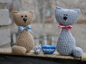 Вяжем игрушки для Душевного базара!   Ярмарка Мастеров - ручная работа, handmade