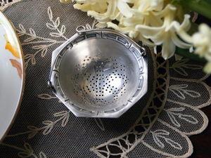 Товар дня 20 августа - серебряное ситечко со скидкой 30%!. Ярмарка Мастеров - ручная работа, handmade.