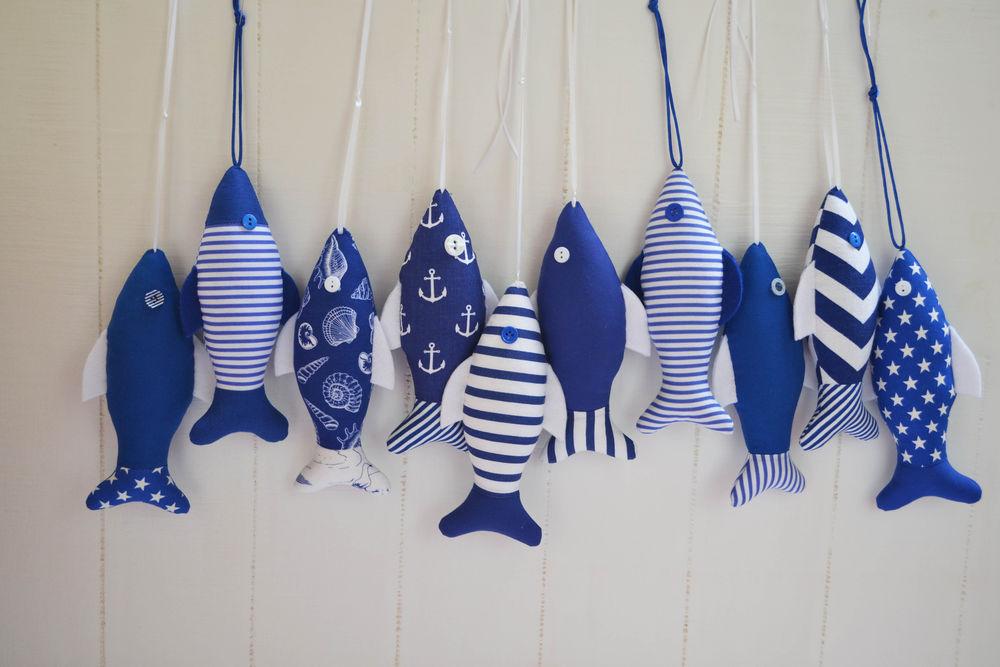 рыбки, морская детская