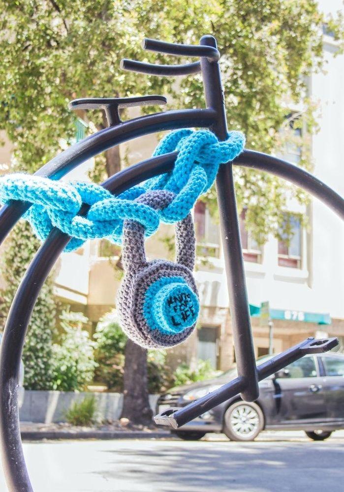 钩针:如何装饰最喜欢的交通工具 - maomao - 我随心动