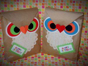 Видео мастер-класс: подарочная упаковка «Сова» своими руками. Ярмарка Мастеров - ручная работа, handmade.