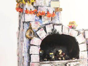 Теплые и уютные воспоминания из детства   Ярмарка Мастеров - ручная работа, handmade