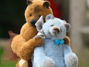 Аукцион! 2 медведя. Ярмарка Мастеров - ручная работа, handmade.