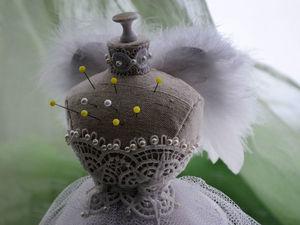 """Персональный """"Швейный ангел-хранитель"""". Ярмарка Мастеров - ручная работа, handmade."""