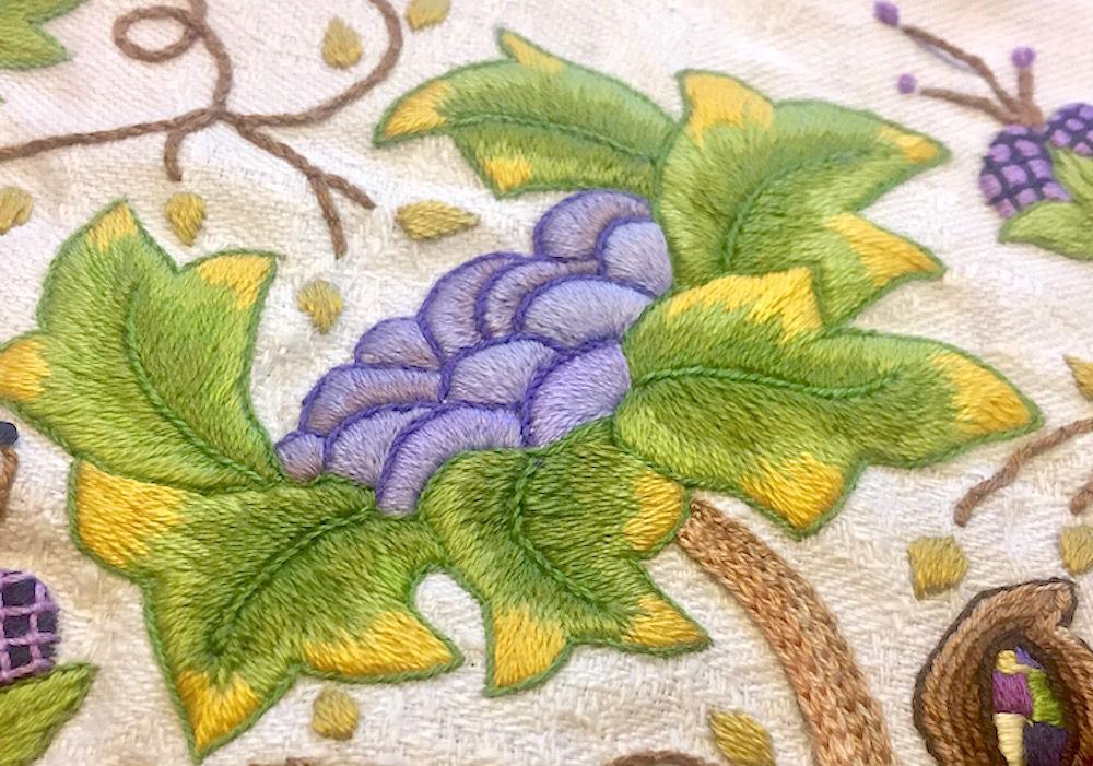 ручная вышивка, мастер-класс по вышивке